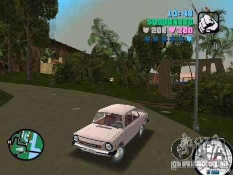 ЗАЗ 968 для GTA Vice City