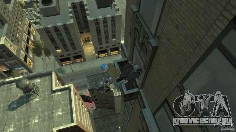 Zombie Bike Paintjob для GTA 4 вид сзади