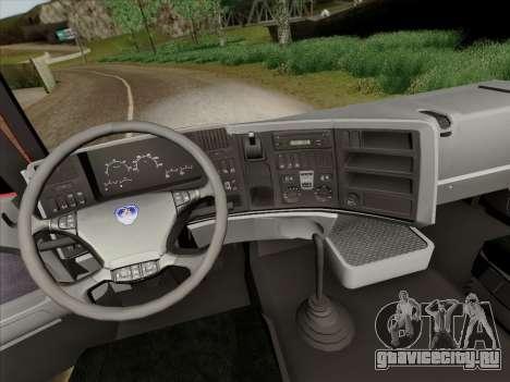 Scania R620 Brahma для GTA San Andreas двигатель