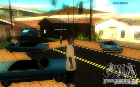 Новые текстуры района El Corona для GTA San Andreas четвёртый скриншот