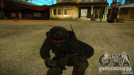 Sandman для GTA San Andreas пятый скриншот