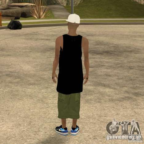 Cone Crew Skin для GTA San Andreas четвёртый скриншот