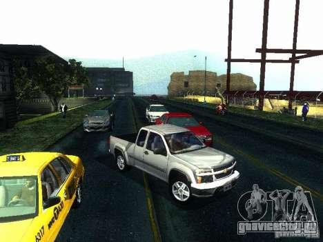 Chevrolet Colorado 2003 для GTA San Andreas