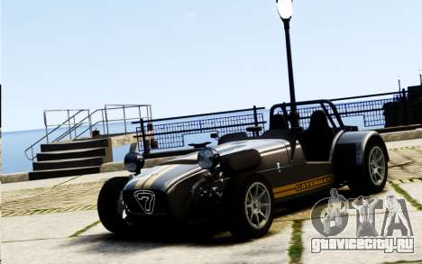 Caterham Superlight R500 v1.0 для GTA 4