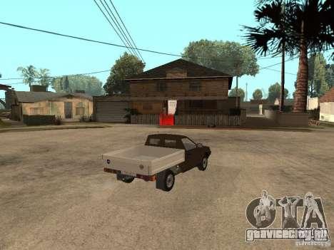ВИС 23472 для GTA San Andreas вид слева