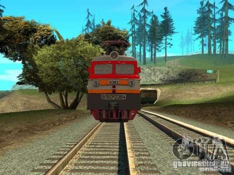 ВЛ60К 2364 РЖД для GTA San Andreas вид справа