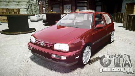 Volkswagen Golf MK3 GTI для GTA 4