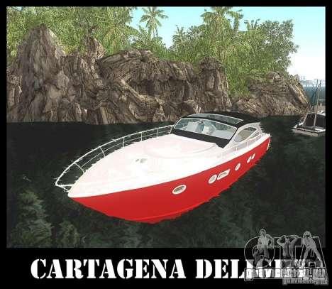 Cartagena Delight для GTA San Andreas