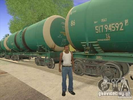 Цистерна №517 94592 для GTA San Andreas вид сбоку