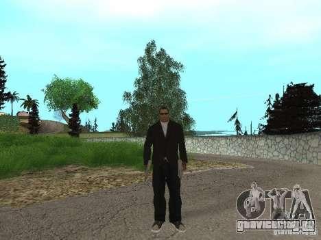 CJ Mafia Skin для GTA San Andreas