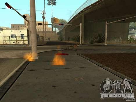 Отечественное оружие - версия 1.5 для GTA San Andreas четвёртый скриншот