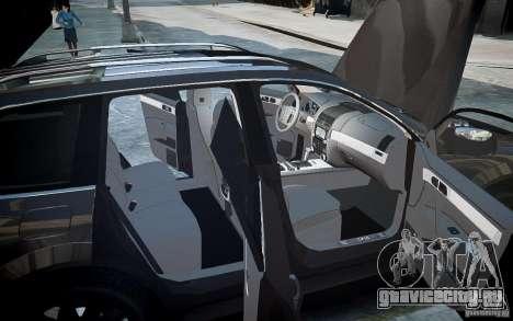 Volkswagen Touareg R50 для GTA 4 колёса