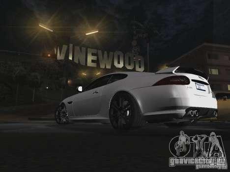 ENBSeries v 2.0 для GTA San Andreas девятый скриншот