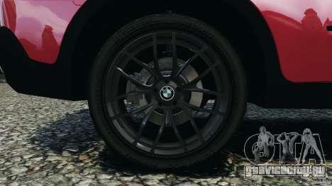 BMW X5 xDrive30i для GTA 4 вид сверху
