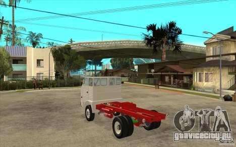 Dac 444 T для GTA San Andreas вид сзади слева