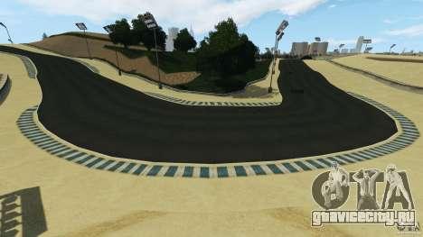 Laguna Seca [HD] Retexture для GTA 4 одинадцатый скриншот