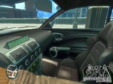 Вид из авто для GTA 4 второй скриншот