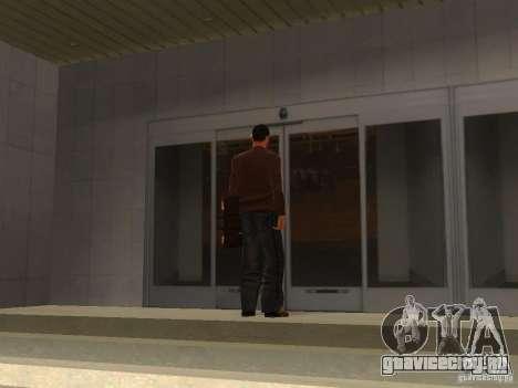 Оживлёние больниц в Лос Сантосе для GTA San Andreas четвёртый скриншот