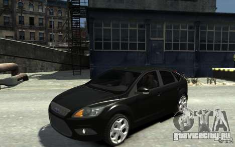 Ford Focus 2009 для GTA 4