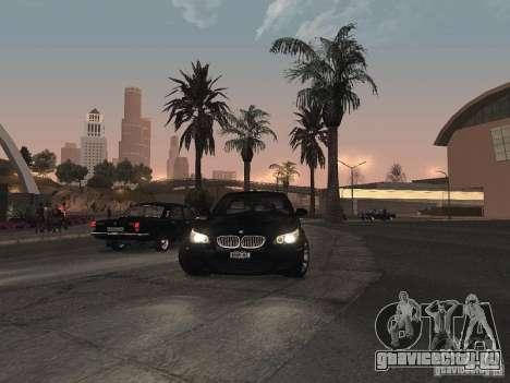 ENBSeries v 2.0 для GTA San Andreas седьмой скриншот