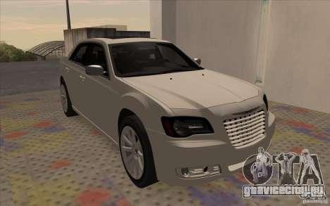 Chrysler 300C для GTA San Andreas вид слева