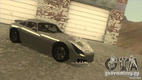 Shine Reflection ENBSeries v1.0.1 для GTA San Andreas шестой скриншот