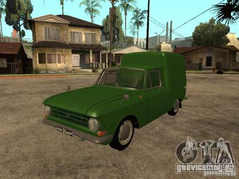 ИЖ 2715 Ранняя версия для GTA San Andreas
