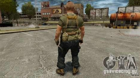Джейсон Хадсон для GTA 4 третий скриншот