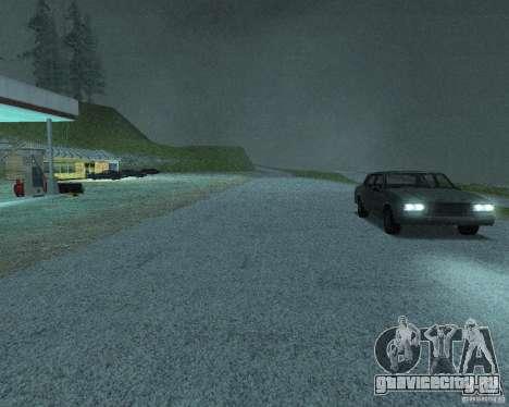 Новые дороги в San Fierro для GTA San Andreas десятый скриншот