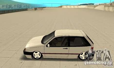 Fiat Tipo 2.0 16V 1995 для GTA San Andreas вид слева