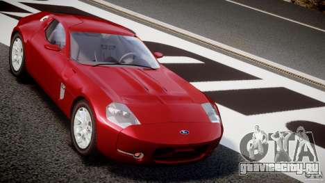 Ford GR-1 для GTA 4