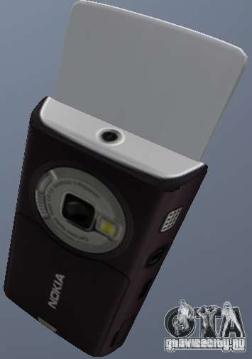 Nokia N95 Mobile для GTA San Andreas второй скриншот