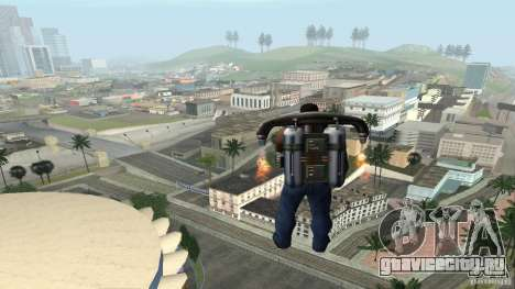Overdose Effects v1.5 для GTA San Andreas пятый скриншот