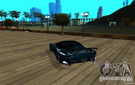 ENB для любых компьютеров для GTA San Andreas четвёртый скриншот