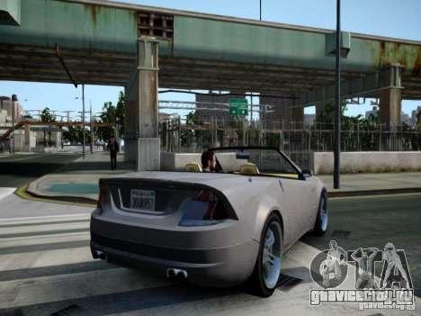 Feltzer BR-12 для GTA 4 вид сзади слева