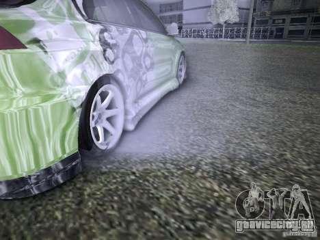Mitsubishi Lancer Evolution X - Tuning для GTA San Andreas вид сверху