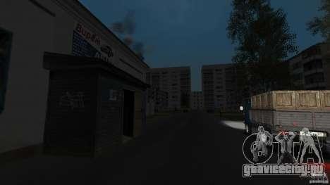 Арзамас beta 2 для GTA San Andreas десятый скриншот