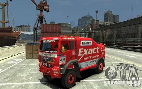 MAN TGA Rally Truck для GTA 4