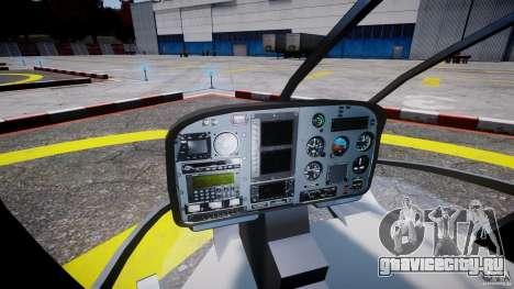Eurocopter 130 B4 для GTA 4 вид справа