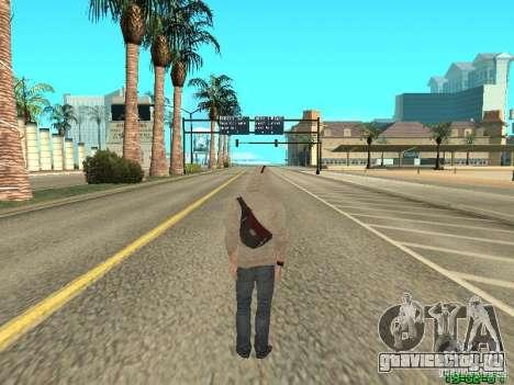 Desmond Miles для GTA San Andreas третий скриншот