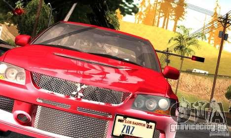 ENBSeries RCM для слабых ПК для GTA San Andreas второй скриншот