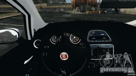 Fiat Punto Evo Sport 2012 v1.0 [RIV] для GTA 4 двигатель
