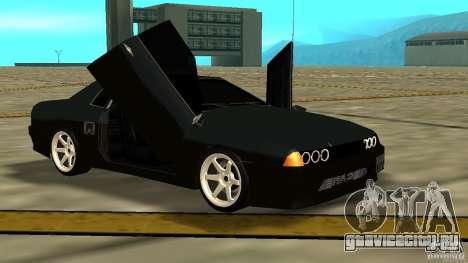 Elegy MIX V.1 для GTA San Andreas вид слева