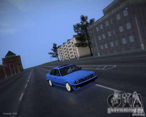 ENB Criminal Stance для GTA San Andreas третий скриншот
