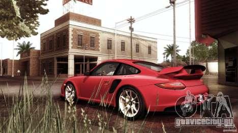 Porsche 911 GT2 RS 2012 для GTA San Andreas двигатель