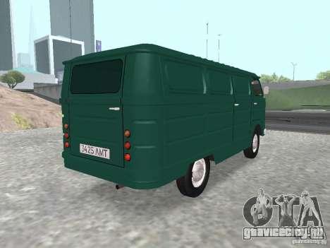 ЕРАЗ 762 для GTA San Andreas вид справа