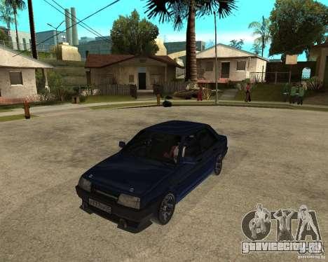 Ваз 21099 Tuning By Danil для GTA San Andreas
