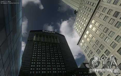 Меню и экраны загрузки Liberty City в GTA 4 для GTA San Andreas второй скриншот