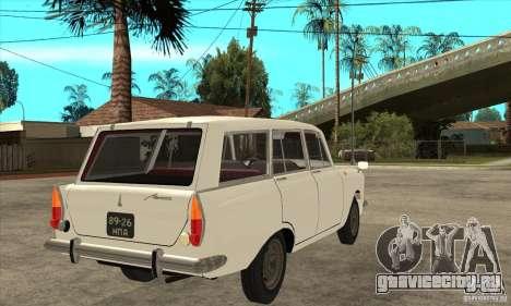 АЗЛК 427 для GTA San Andreas вид справа