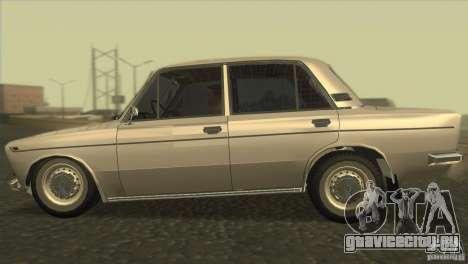 ВАЗ 2103 Resto для GTA San Andreas вид слева